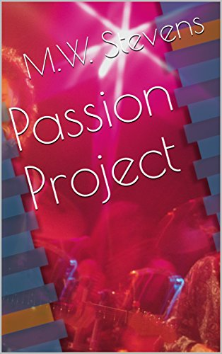 Passion Project Cover Amazon
